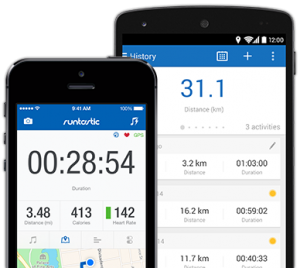 application runtastic